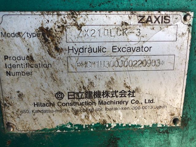 ZX210LCK-3