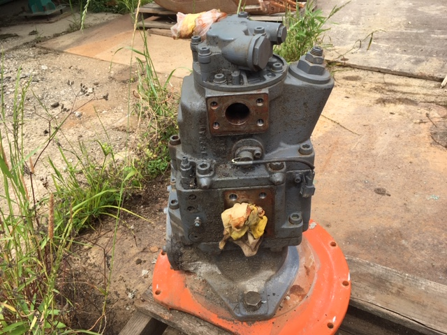 Main pump for ZX70-3