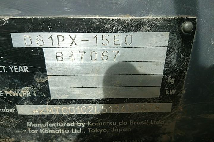 D61PX-15EO