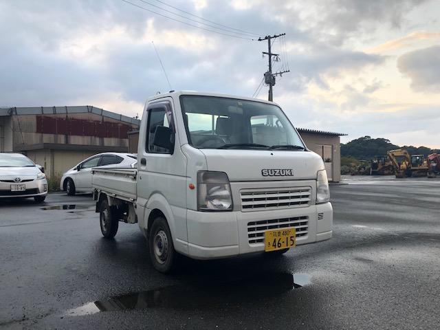 軽トラック 4WD